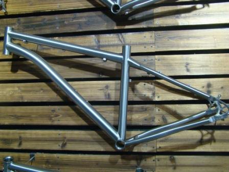 BICYCLE FRAME--TITANIUM-SINO-ZHOME-CHINA Manufacturer,BICYCLE PARTS ...